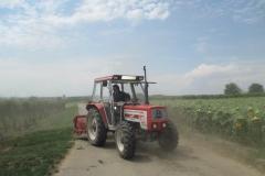 traktorarbeit
